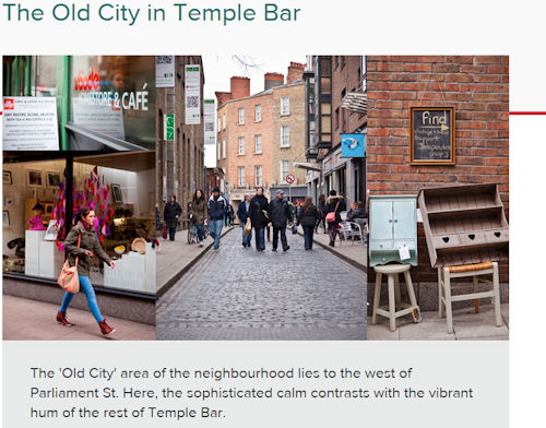The Old City in Temple Bar - Screenshot