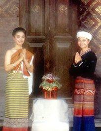 Thai Wai - � Randy Gaudet